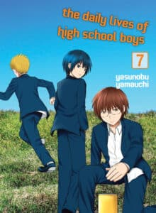 Cover for The Daily Lives of High School Boys, Volume 7