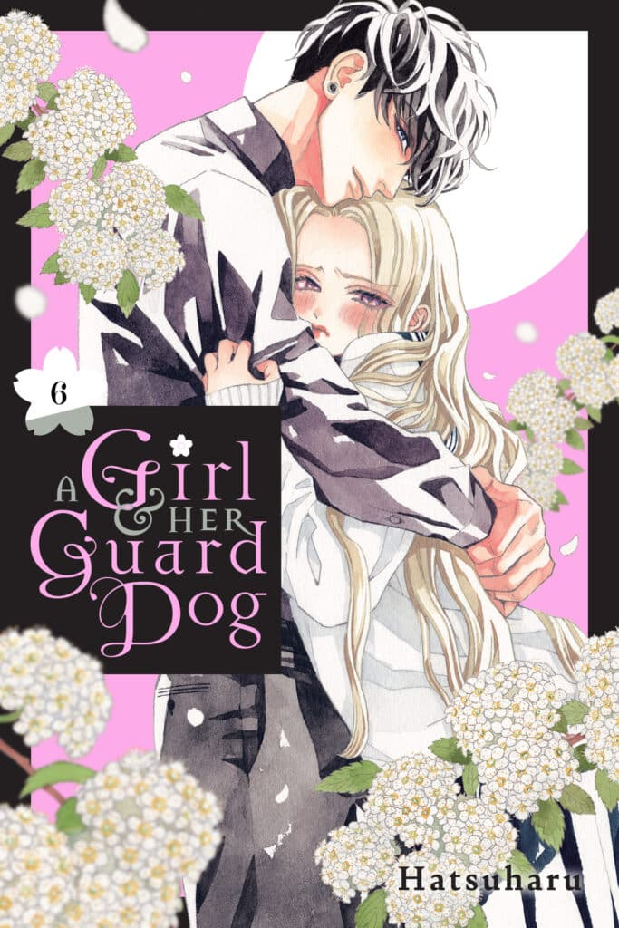 cover for A Girl & Her Guard Dog, 6