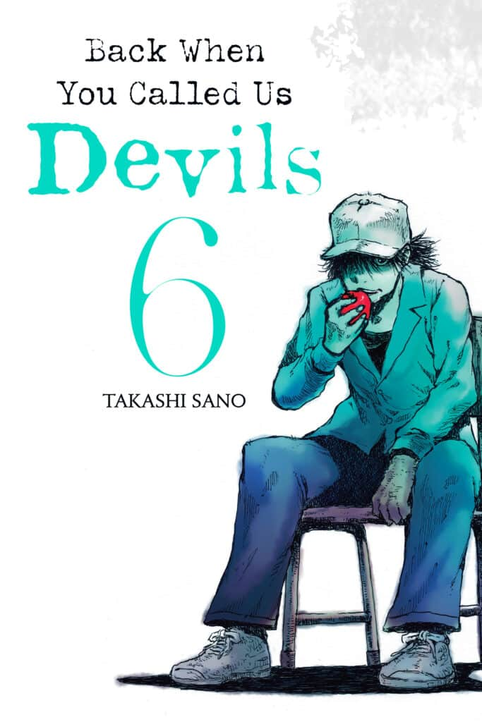 cover for Back When You Called Us Devils, 6