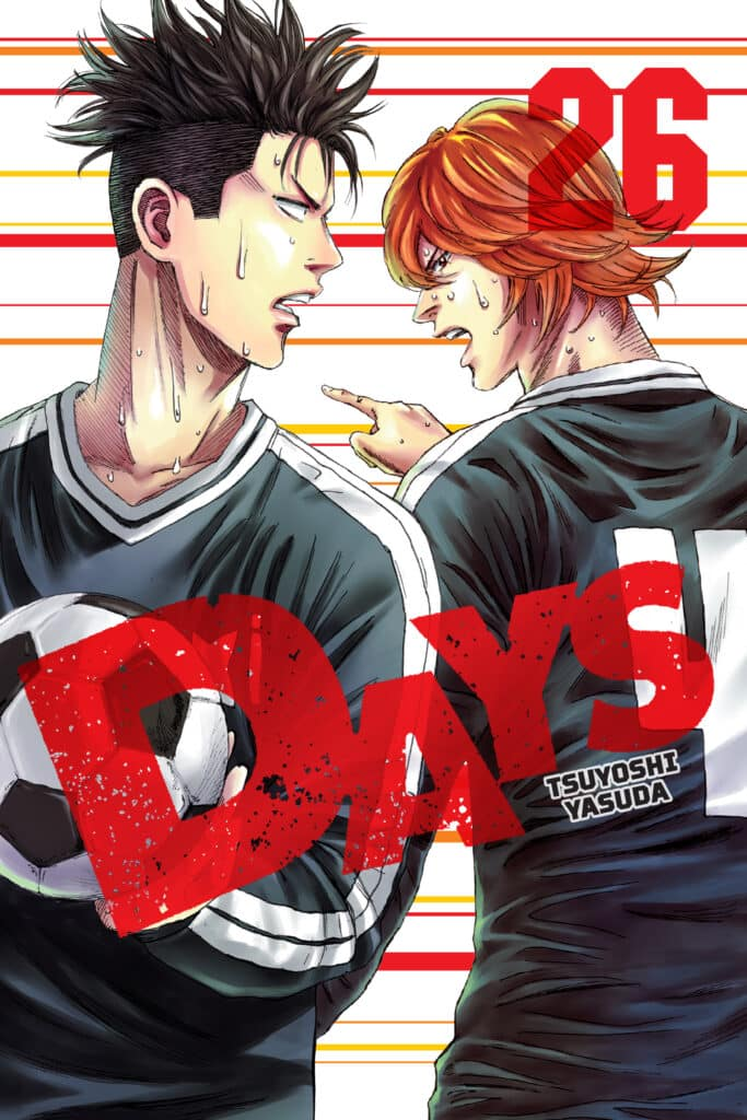 cover for DAYS, 26