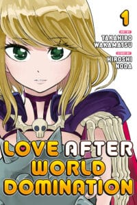 Cover for Love After World Domination, Volume 1