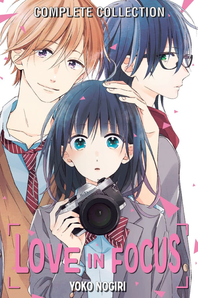 Cover for Love in Focus Complete Collection