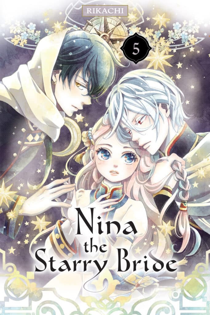cover for Nina the Starry Bride, 5