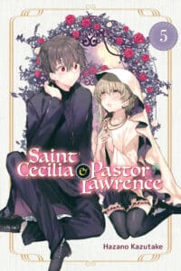 cover for Saint Cecilia and Pastor Lawrence, 5