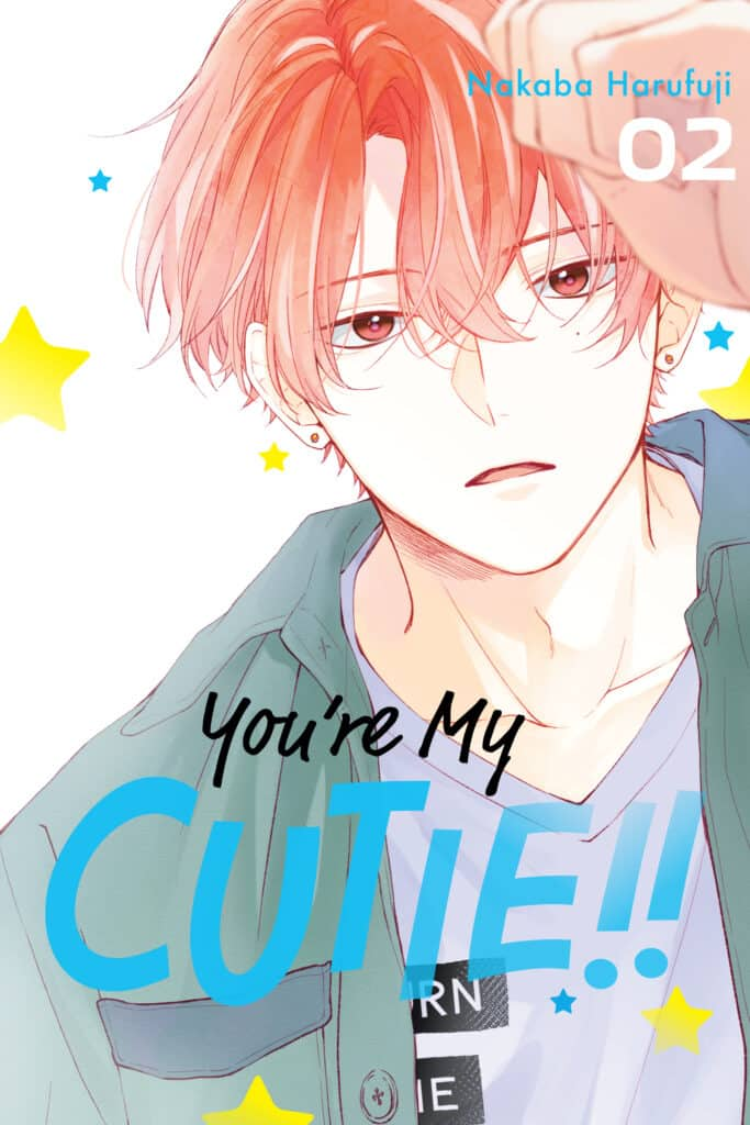 cover for You're My Cutie, 2