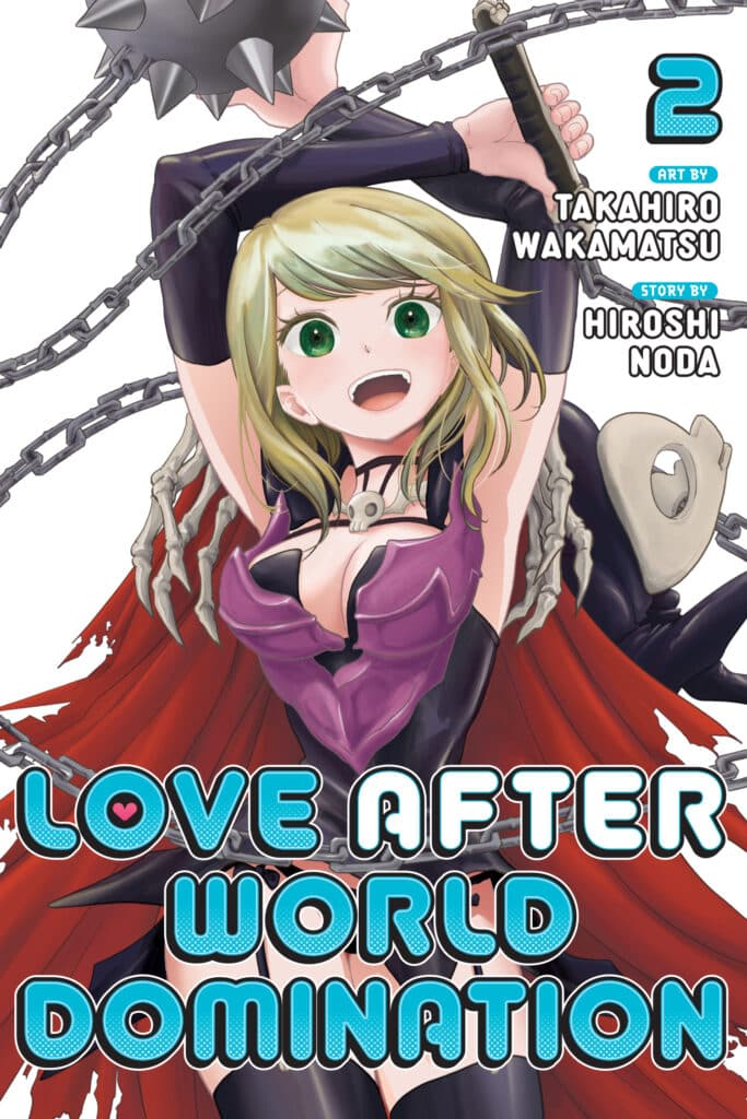 Cover for Love After World Domination, Volume 2