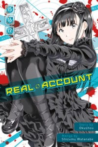 cover for Real Account, 15-17