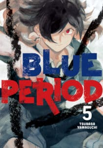 cover for Blue Period, 5