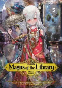cover for Magus of the Library, 5