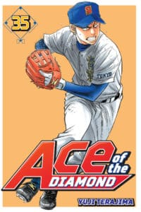 cover for Ace of the Diamond, 35