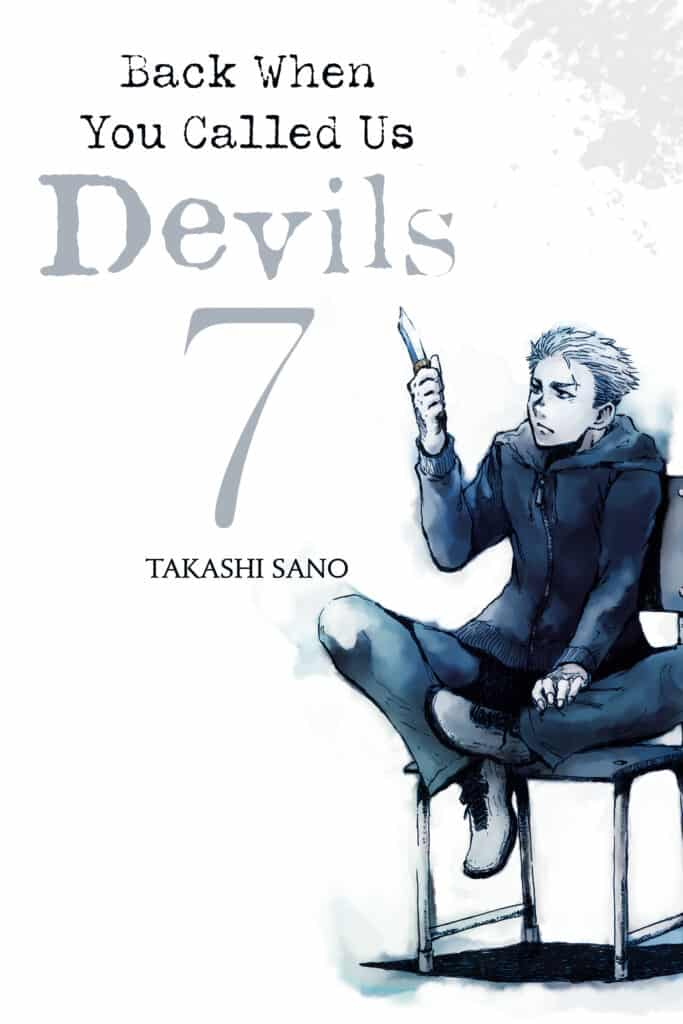 cover for Back When You Called Us Devils, 7