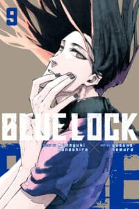 cover for Blue Lock, 9