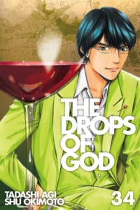 Cover for The Drops of God, Volume 34