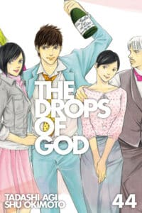 Cover for The Drops of God, Volume 44